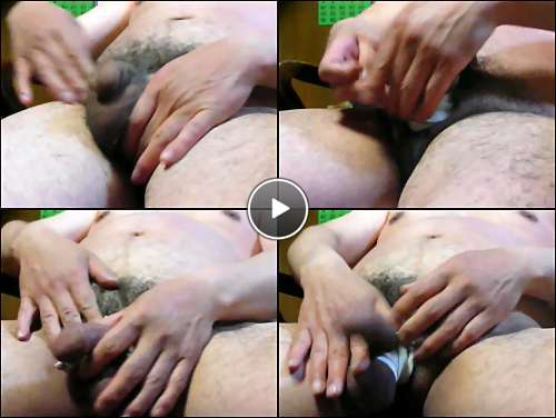 mature male bondage video
