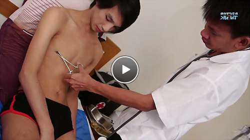 young twink blow job video