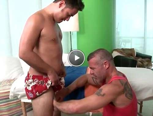 amazing hunks video