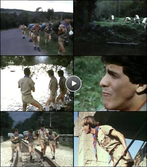 vintage boy scout uniforms video