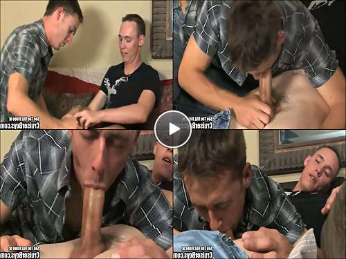 gay gag blowjob video